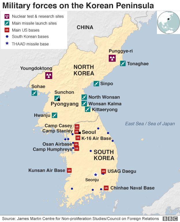 Korea Północna coraz zuchwalsza