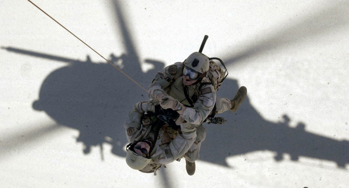 Operacje sił specjalnych